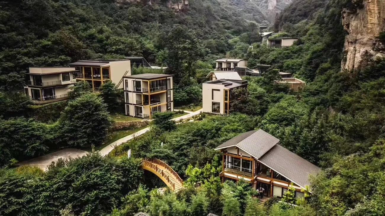 新中式民宿