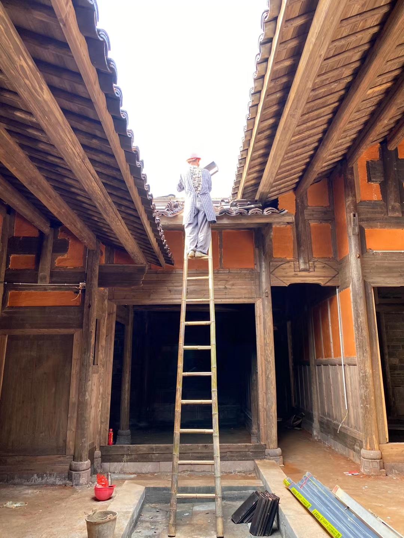 古建筑修繕