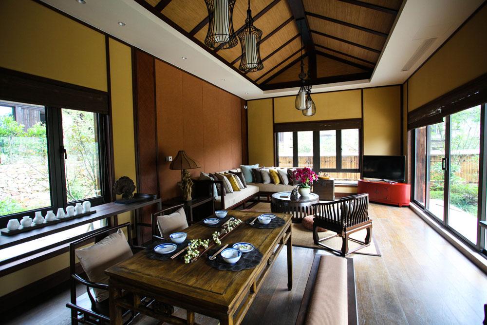 新中式別墅